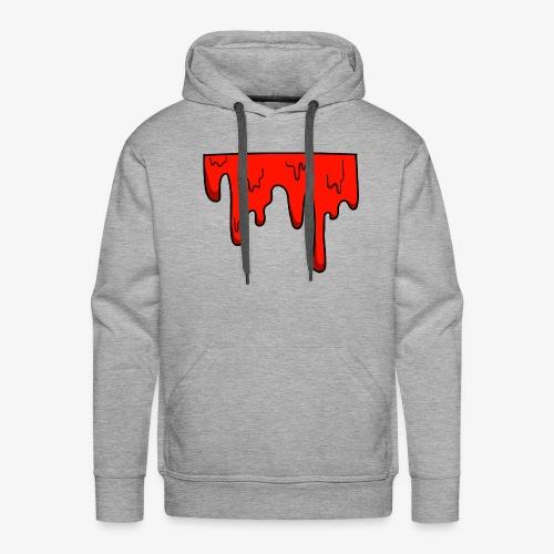 dripping color - Men's Premium Hoodie