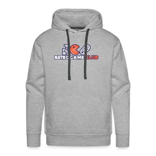 Retro Game Club - Men's Premium Hoodie