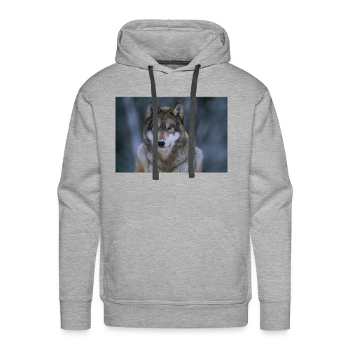 MinecraftWarriorGirl Merch - Men's Premium Hoodie
