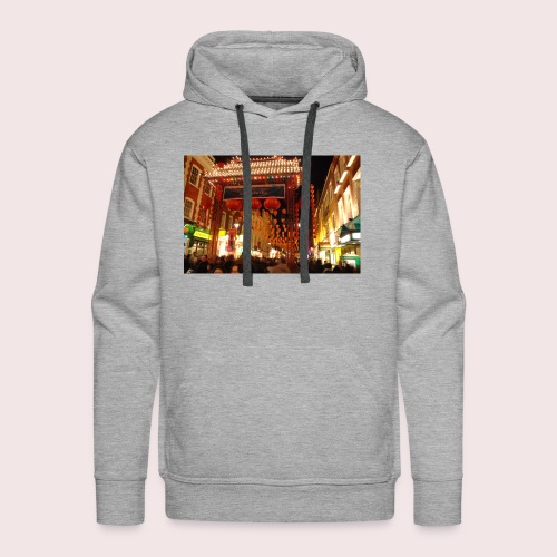 CNY Nights - Men's Premium Hoodie