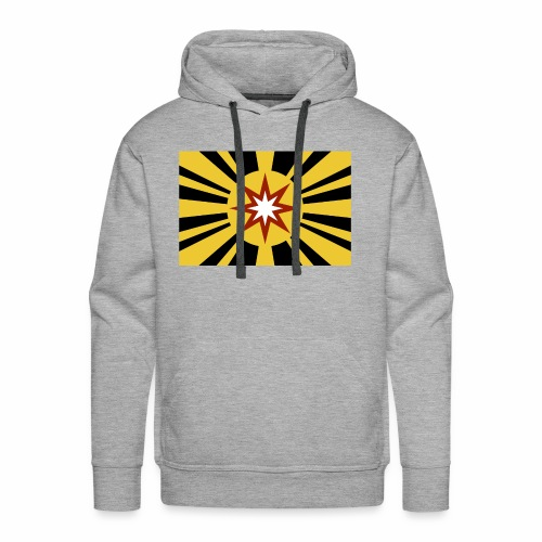Ad Astra Flag Color - Men's Premium Hoodie