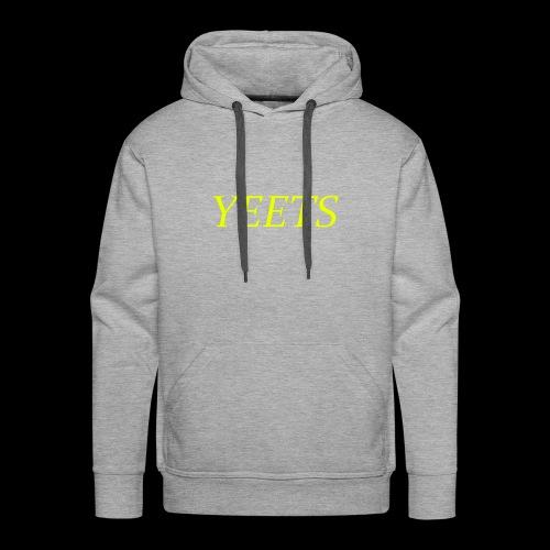 YEETS - Men's Premium Hoodie