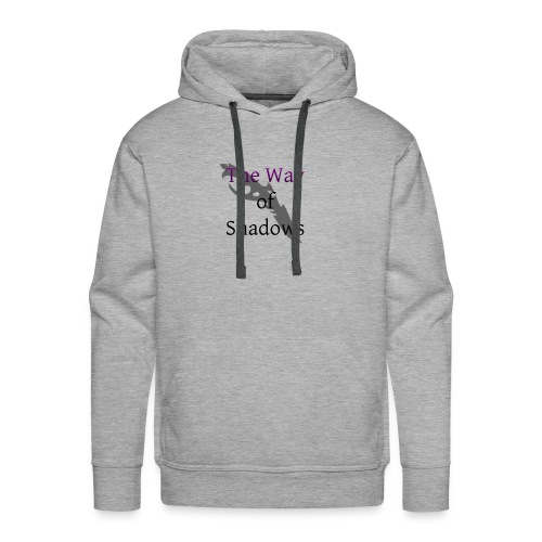 Merch store design - Men's Premium Hoodie