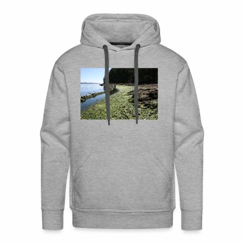 Russell Island Clam Garden - Men's Premium Hoodie