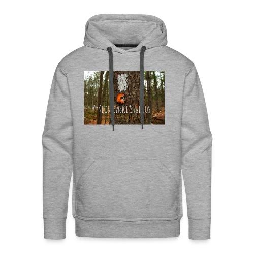 Back In Woods - Men's Premium Hoodie