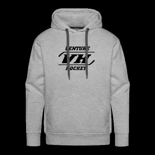 Original Venture Hockey Logo - Men's Premium Hoodie