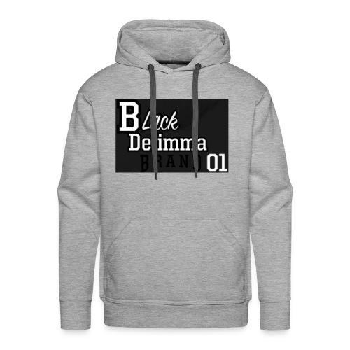 logo 1 - Men's Premium Hoodie