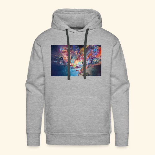 mental explosion - Men's Premium Hoodie