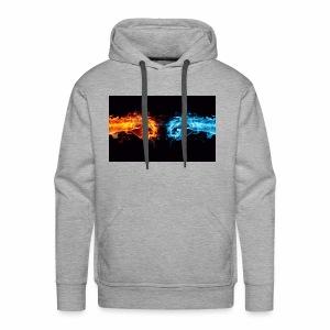 fire v water - Men's Premium Hoodie