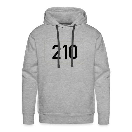 210 - Men's Premium Hoodie
