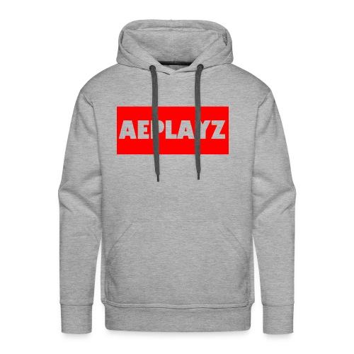 AEplayZ shirt logo - Men's Premium Hoodie