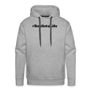 Realist - Men's Premium Hoodie