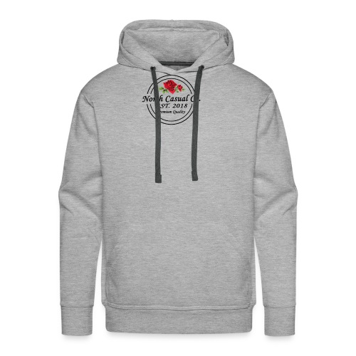 North Casual Co. - Men's Premium Hoodie