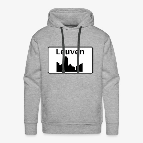 Leuven fangear - Men's Premium Hoodie