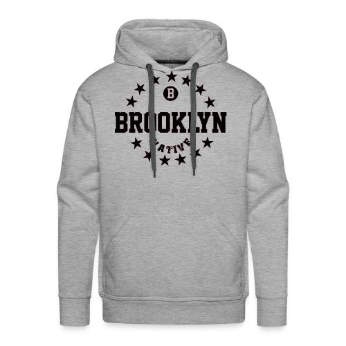 BROOLYN_NATIVE_REPLACE - Men's Premium Hoodie