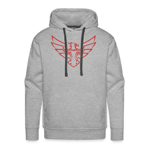 Kevin Be a Hawk [LIMTED] - Men's Premium Hoodie