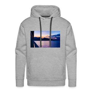 Maui Cruising It Travel - Men's Premium Hoodie