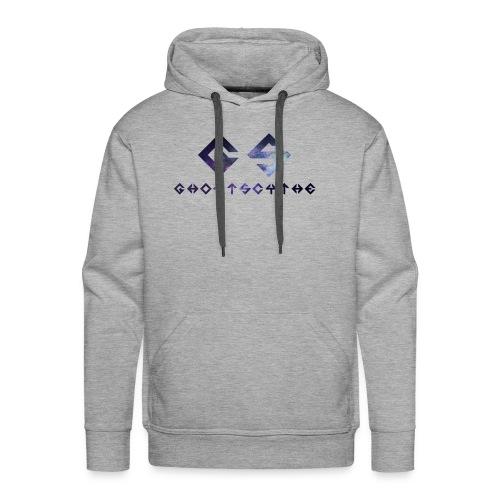 GhostScythe Galaxy - Men's Premium Hoodie