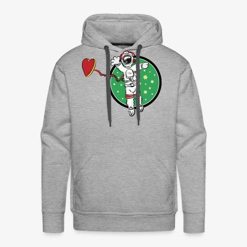 SMR spaceman tshirt - Men's Premium Hoodie