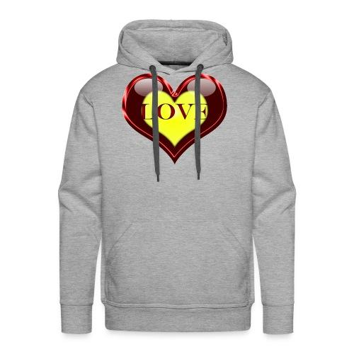 My Love - Men's Premium Hoodie