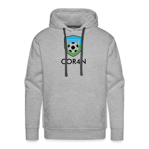 Football/Soccer Design - Men's Premium Hoodie