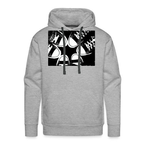 Friends with same taste - Men's Premium Hoodie