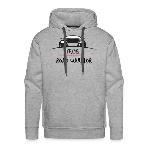 True Road Warrior - Men's Premium Hoodie