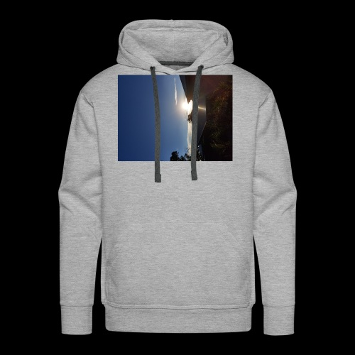 we dont sleep alone - Men's Premium Hoodie
