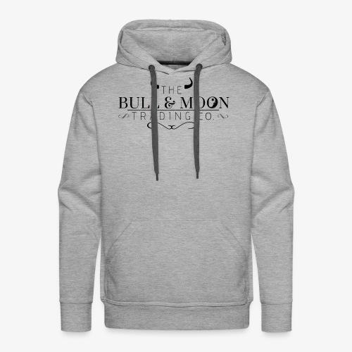 Bull & Moon Official T-Shirt - Men's Premium Hoodie