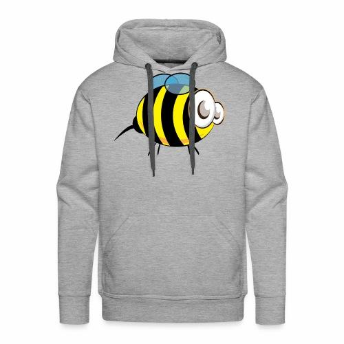Beeliver in Bees - Men's Premium Hoodie