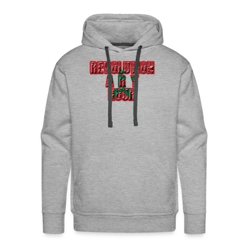 Revolutionary Hour - Men's Premium Hoodie
