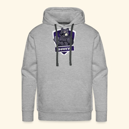 SHAAN X WOLFY - Men's Premium Hoodie
