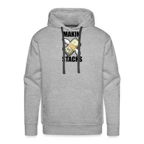 Makin Stacks - Men's Premium Hoodie