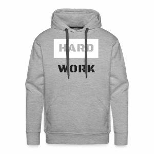Hardwork - Men's Premium Hoodie