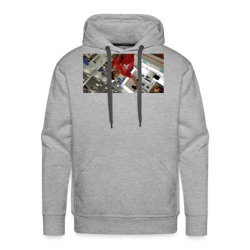 Vlog shirt - Men's Premium Hoodie