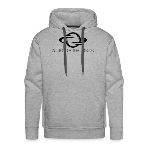 Aurora Records Logo - Men's Premium Hoodie