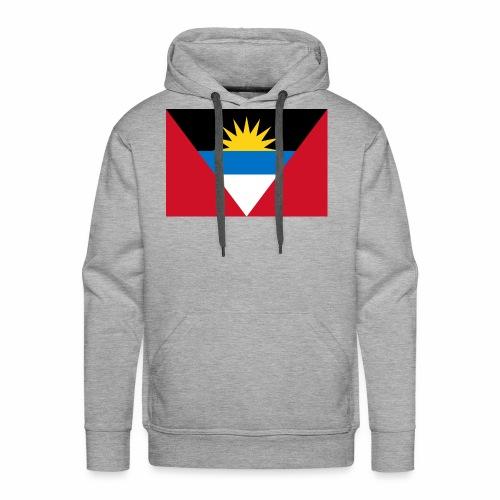 Flag of Antigua and Barbuda - Men's Premium Hoodie