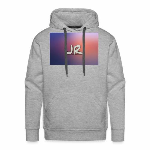 JR shirt - Men's Premium Hoodie