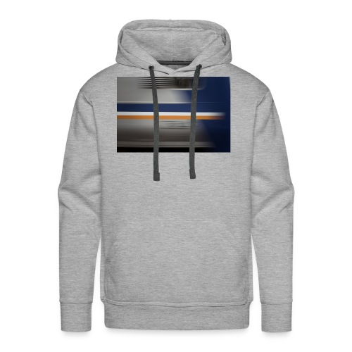 train - Men's Premium Hoodie