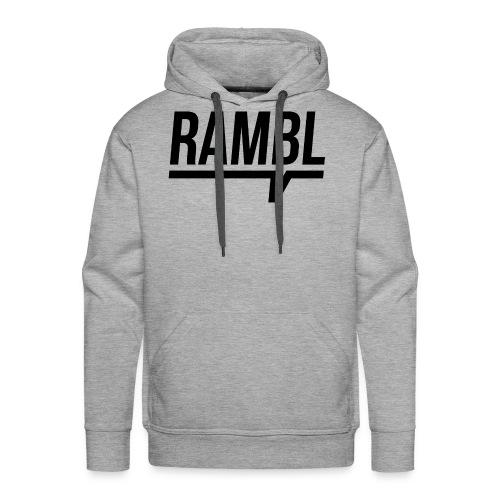 RAMBL - Men's Premium Hoodie