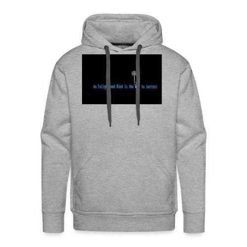 brain2 - Men's Premium Hoodie