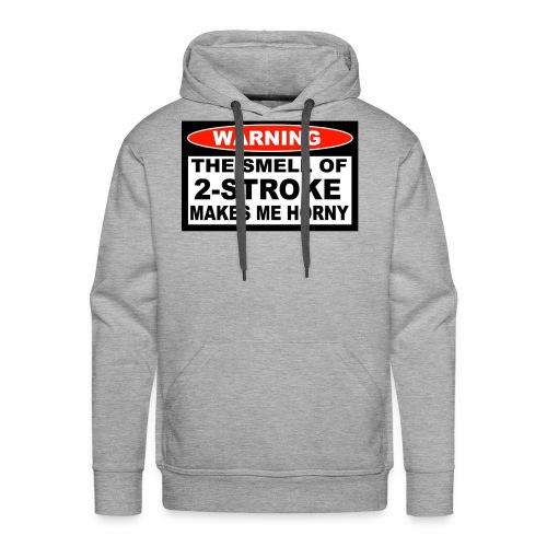 2 Stroke - Men's Premium Hoodie