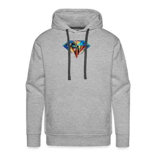 The Diamond - Men's Premium Hoodie