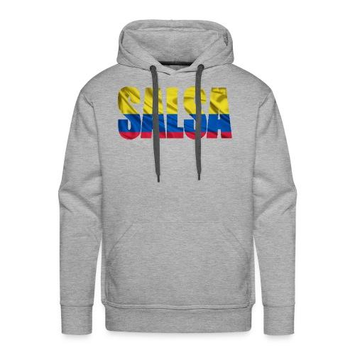 #SalsaColombia - Men's Premium Hoodie