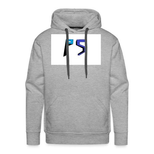 PuggyShortz Logo - Men's Premium Hoodie
