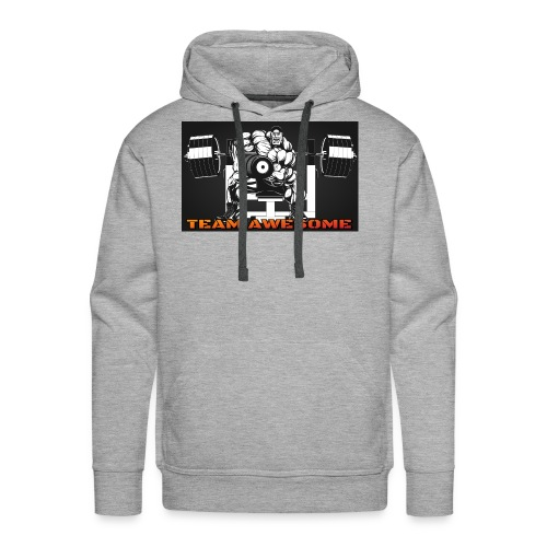 Team awesome - Men's Premium Hoodie