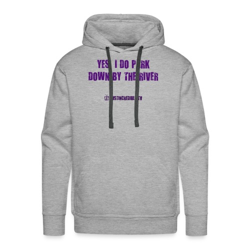 Down by the river - Men's Premium Hoodie