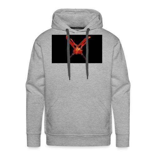 Hipixel Warlords Cross-Swords - Men's Premium Hoodie