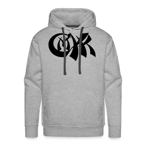 cmyk - Men's Premium Hoodie