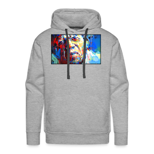 Keith B. Still image from Twitter - Men's Premium Hoodie